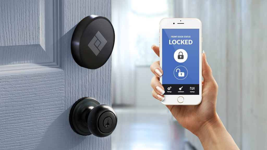 Innovation at its best -The Smart lock