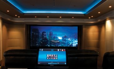 Smarten Up Your Home Theatre System With Motion Control!