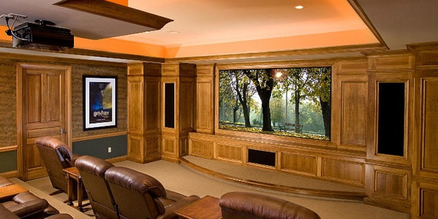 Media Room or Home theatre?
