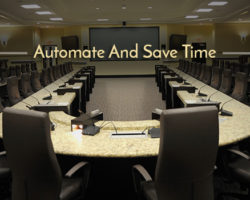 Automate And Save Time!