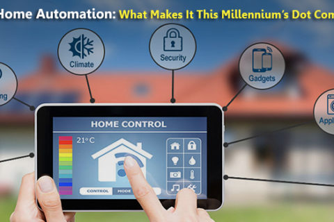 Home Automation: Keeping Up With The Technology