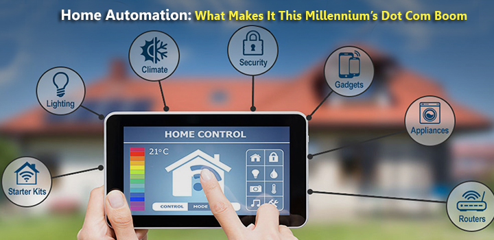 Home Automation Technology Benefits
