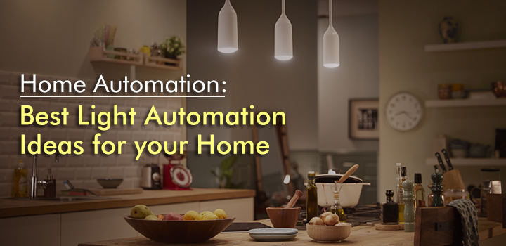 Best Light Automation Ideas shared by Delfin Automation